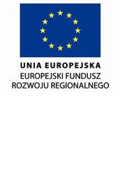 Projekt z środków EFRR