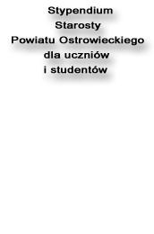 Stypendia 2013/14